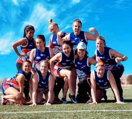 Denver women's footy looking for a great 2020