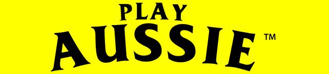 Play Aussie Sherrin Footballs