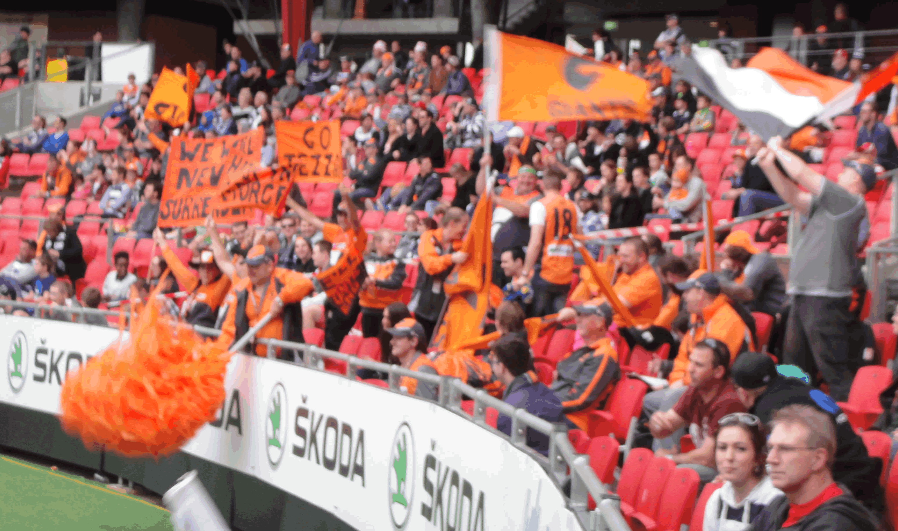 Greater Western Sydney Giants to play In the USA?