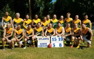 Kookaburras start year with win over NC